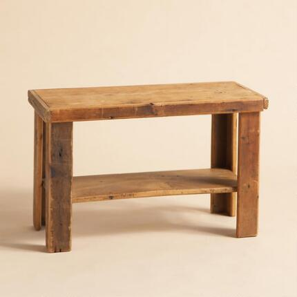 STURGISS PINE LONG TABLE
