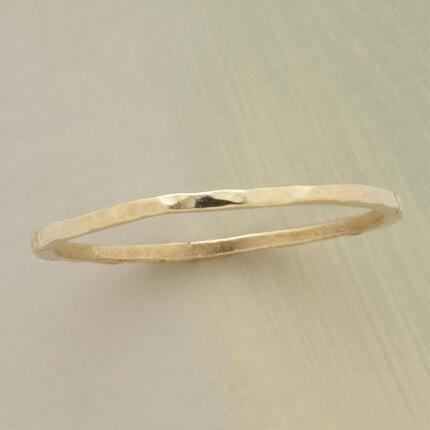 WAFER THIN GOLD BAND