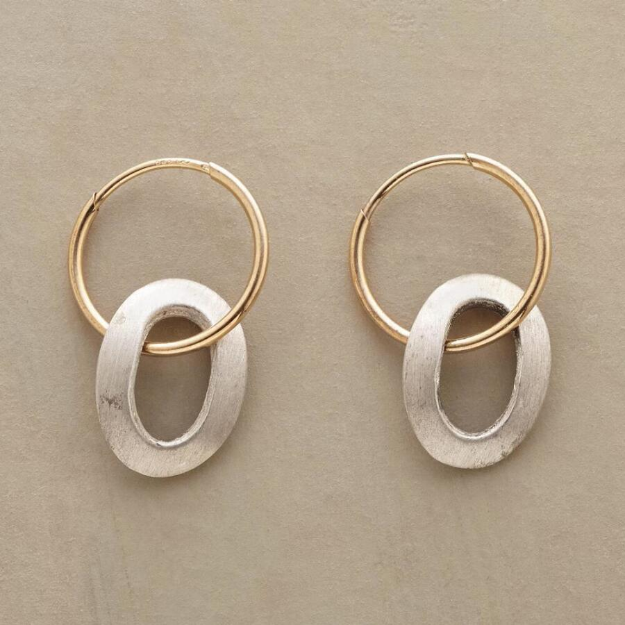 CIRCLE DANCE EARRINGS