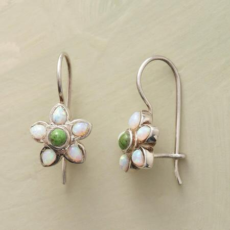 FIREFLY FLOWER EARRINGS