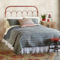 BETHANY IRON HEADBOARD ONLY