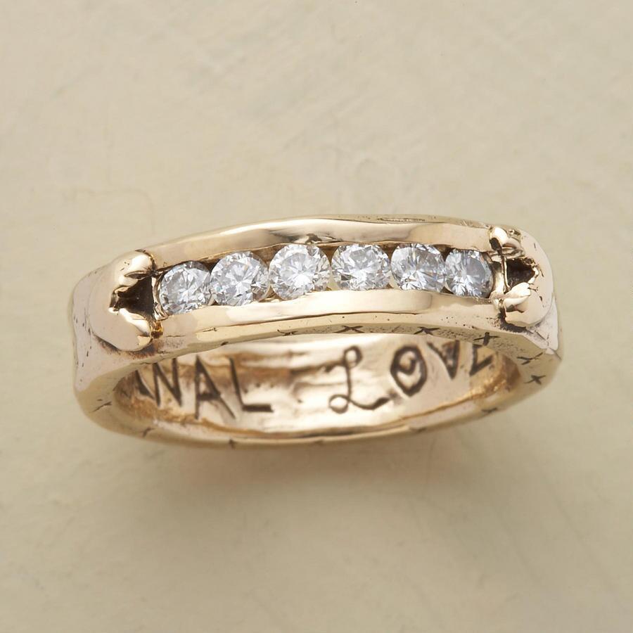 DIAMOND ETERNAL LOVE RING