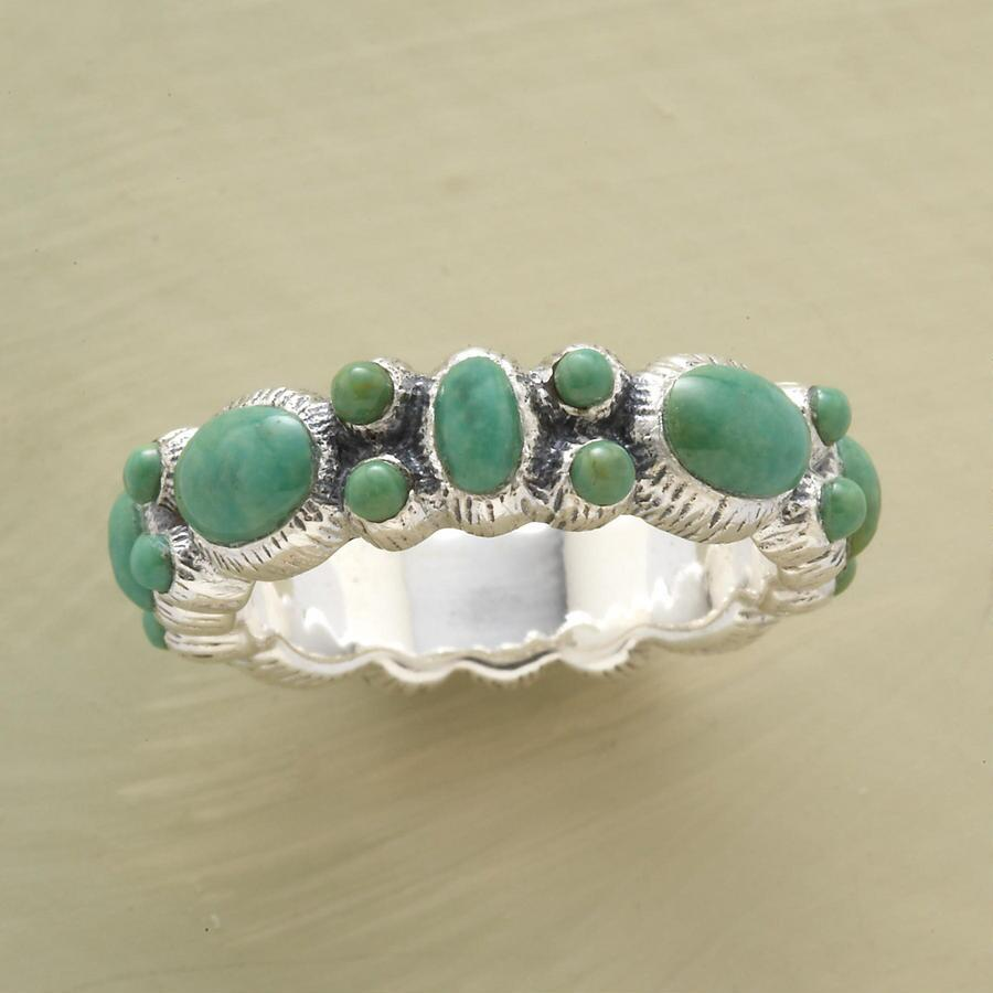 VINTAGE TURQUOISE BAND