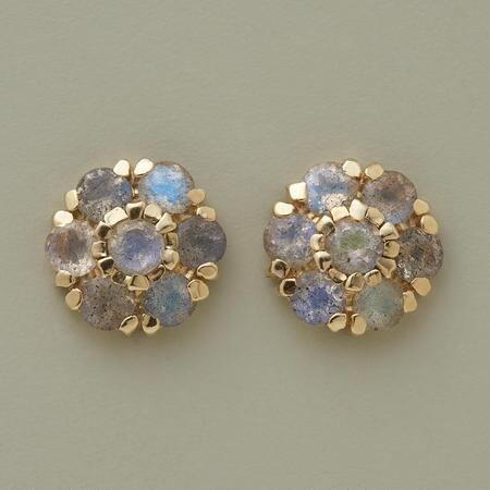 VICTORIAN FLORET EARRINGS