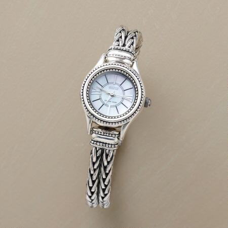 SILVER MOONLIGHT WATCH