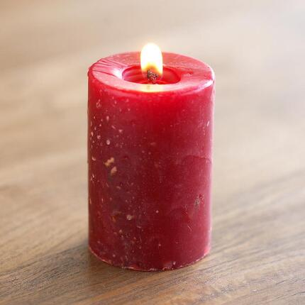 2X3 ANTIGUA PILLAR CANDLE