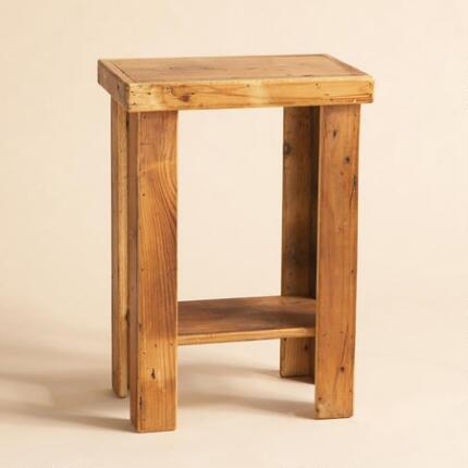 STURGISS PINE SIDE TABLE