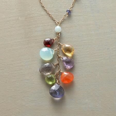 RAINBOW FALLS NECKLACE