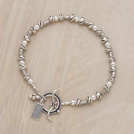 STERLING ON PARADE BRACELET