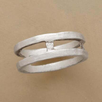 CONNECTION DIAMOND RING