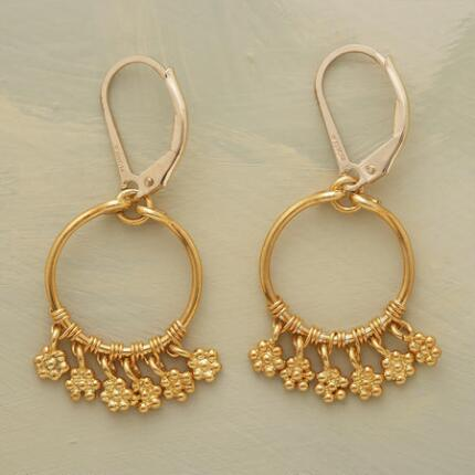 FALLING BLOSSOM EARRINGS