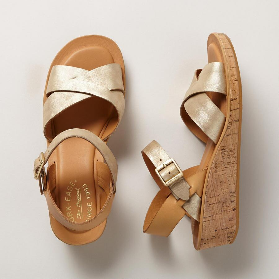 "ORIGINAL KORK-EASE® SANDALS, 1-1/2"" HEEL"