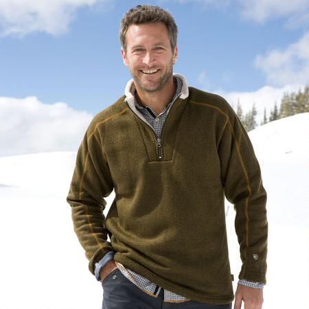 KUHL MOUNTAIN PASS PULLOVER