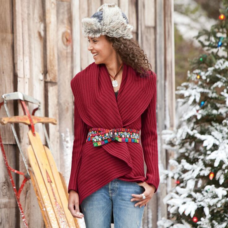 Cocoon Sweater Cardigans Sweaters