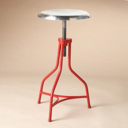 MODERN TIMES FACTORY STOOL