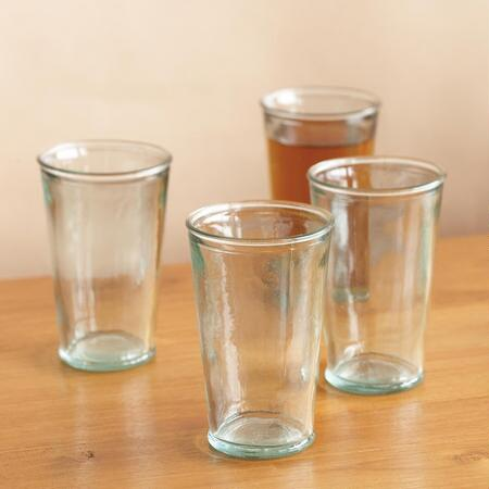 VALENCIA TUMBLERS, SET OF 4