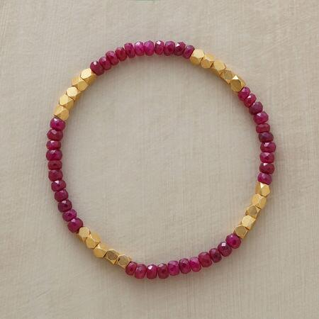 RUBIES & RICHES BRACELET