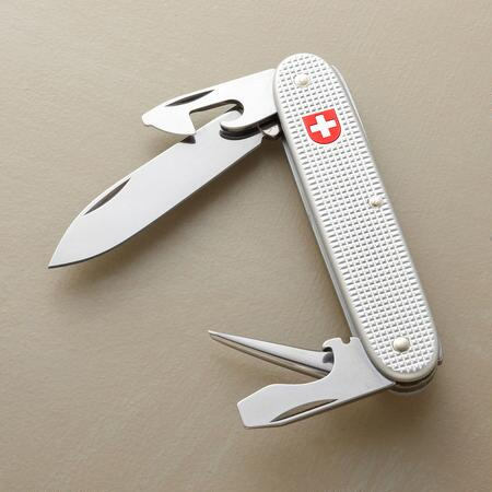 THE SOLDIER SWISS ARMY KNIFE