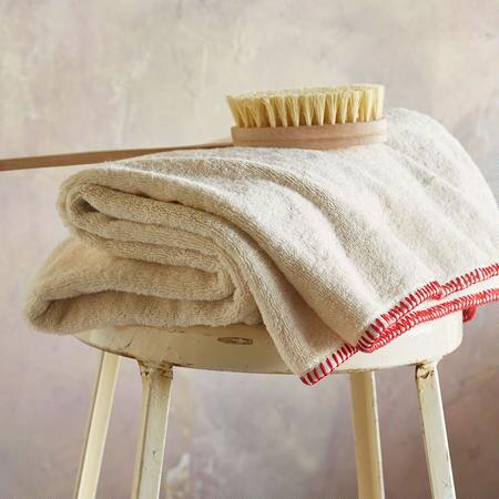OASIS ORGANIC COTTON BATH TOWEL