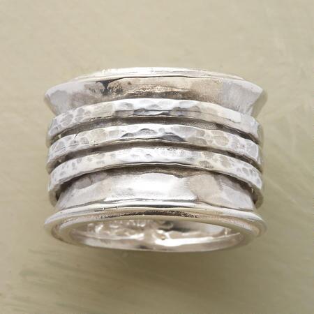TAMBOURINE RING