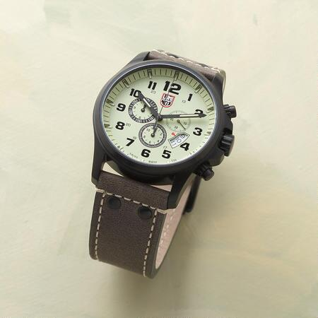 FIELD CHRONO 1897 WATCH
