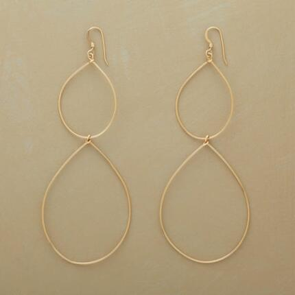 GOLD DELILAH EARRINGS