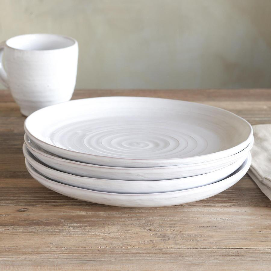 S/4 BARD DINNER PLATES