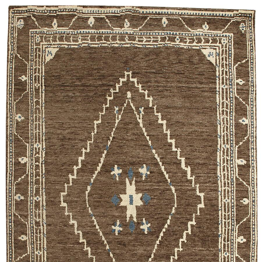 LURIA KNOTTED RUG, LARGE