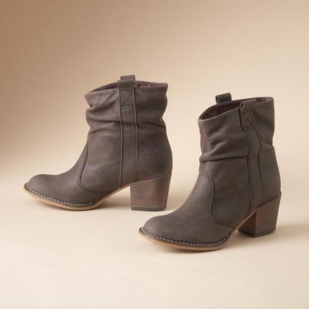 SHAY LEATHER BOOT
