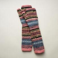 BLOOMSBURY FINGERLESS GLOVES