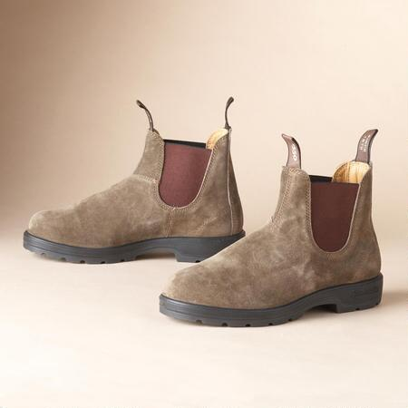AUSTRALIAN SUEDE BLUNNIES FOR MEN