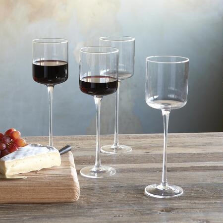 GALA WINE GLASSES, SET OF 4
