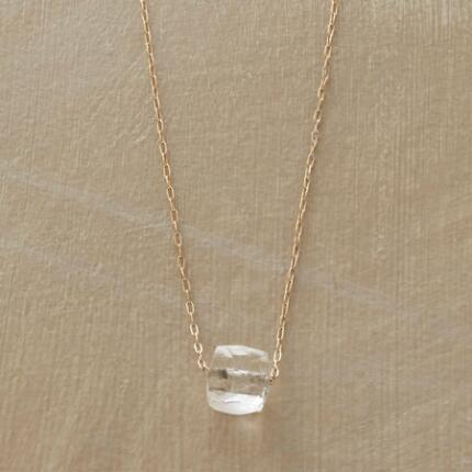 LESS IS MORE NECKLACE