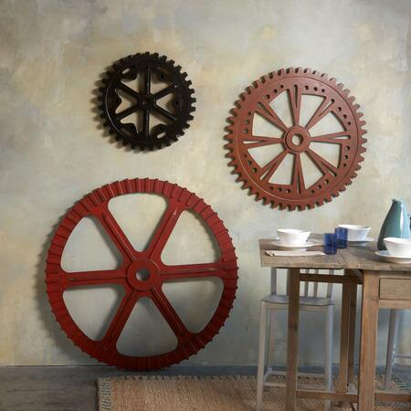 MACHINE AGE WALL ART, SET OF 3