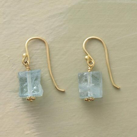 WINTER WATERFALL EARRINGS