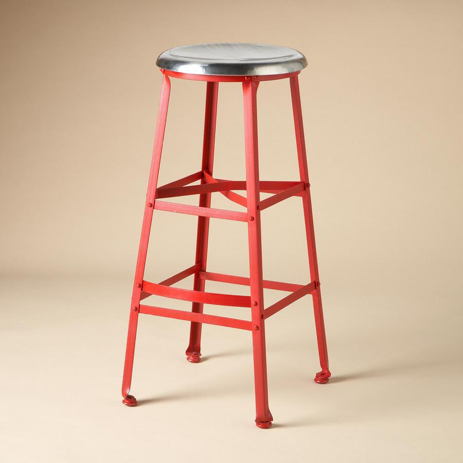 MODERN INDUSTRY BAR STOOL