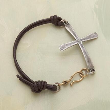 COPTIC CROSS BRACELET