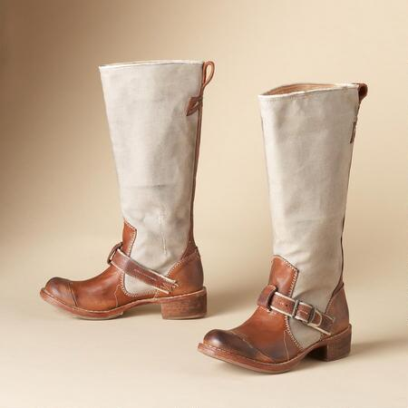 MODERN INDUSTRY PULL-ON BOOTS