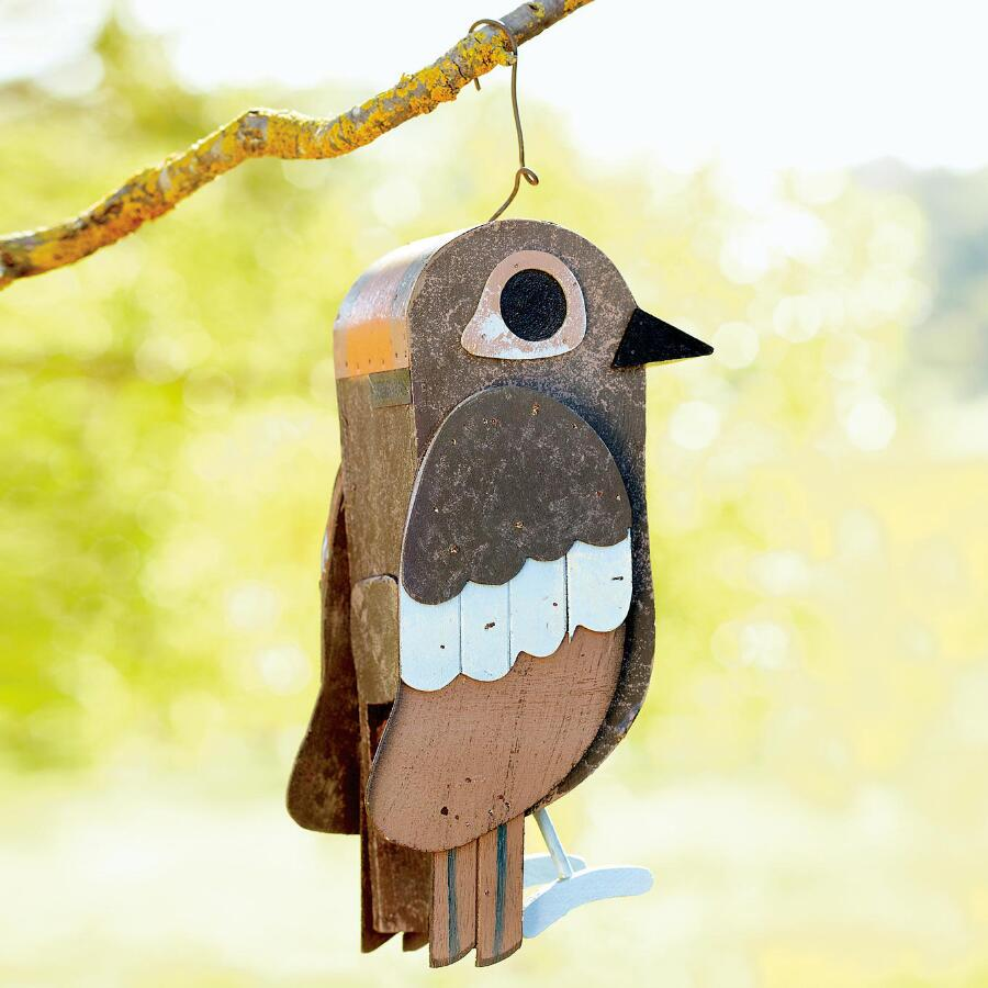 SWEET TWEET BIRD HOUSE