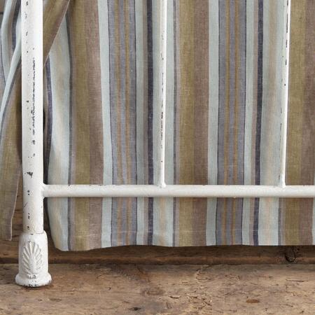 TREEHOUSE STRIPE BEDSKIRT