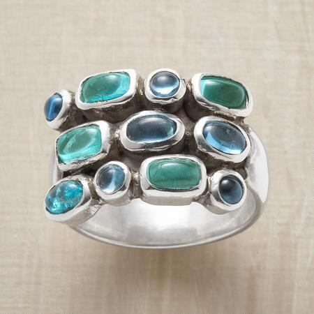 COOL COBBLESTONES RING