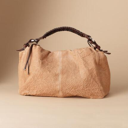 SUNDANCE CLASSIC LACED HANDLE BAG
