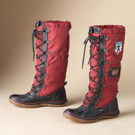 PAJAR MOUNTAIN HIGH BOOTS