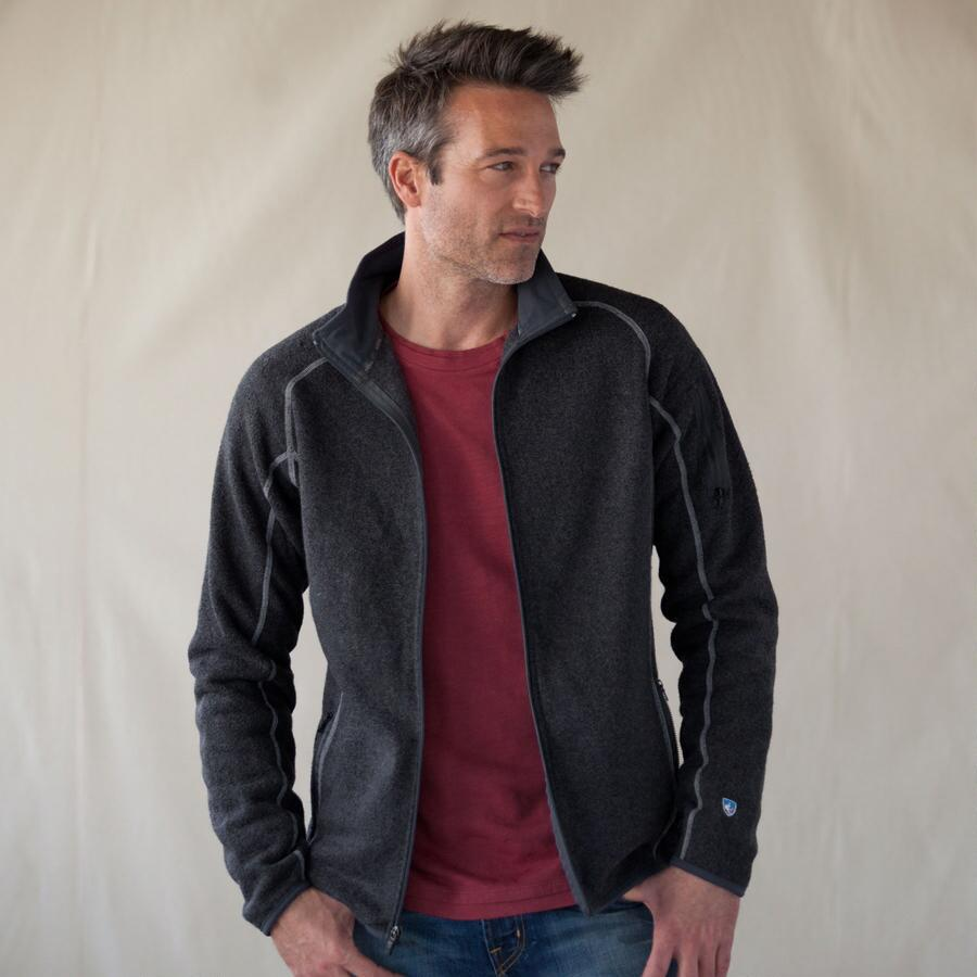 KUHL SCANDINAVIAN FULL ZIP JACKET