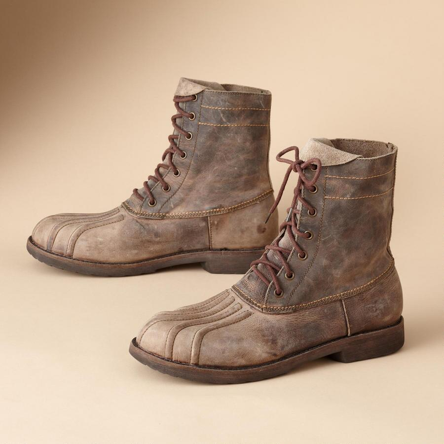 BED STU COLONIAL BOOTS