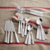 ROCKY RIDGE HAMMERED 20-PIECE PLACE SETTING