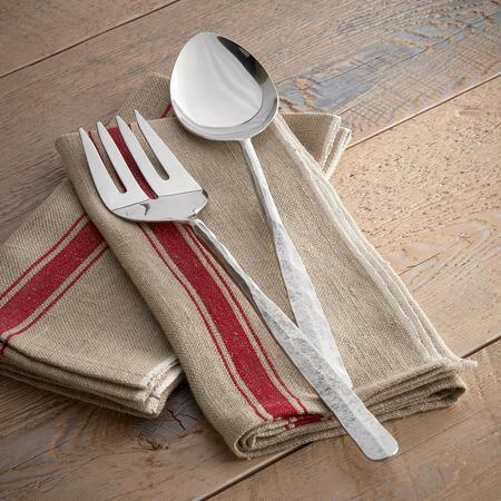 ROCKY RIDGE HAMMERED SERVEWARE