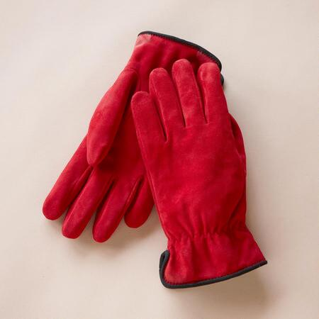 ANY WEATHER SUEDE GLOVES