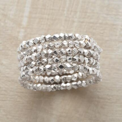 BEADED RING QUINTET
