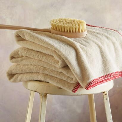 OASIS ORGANIC COTTON BATH SHEET